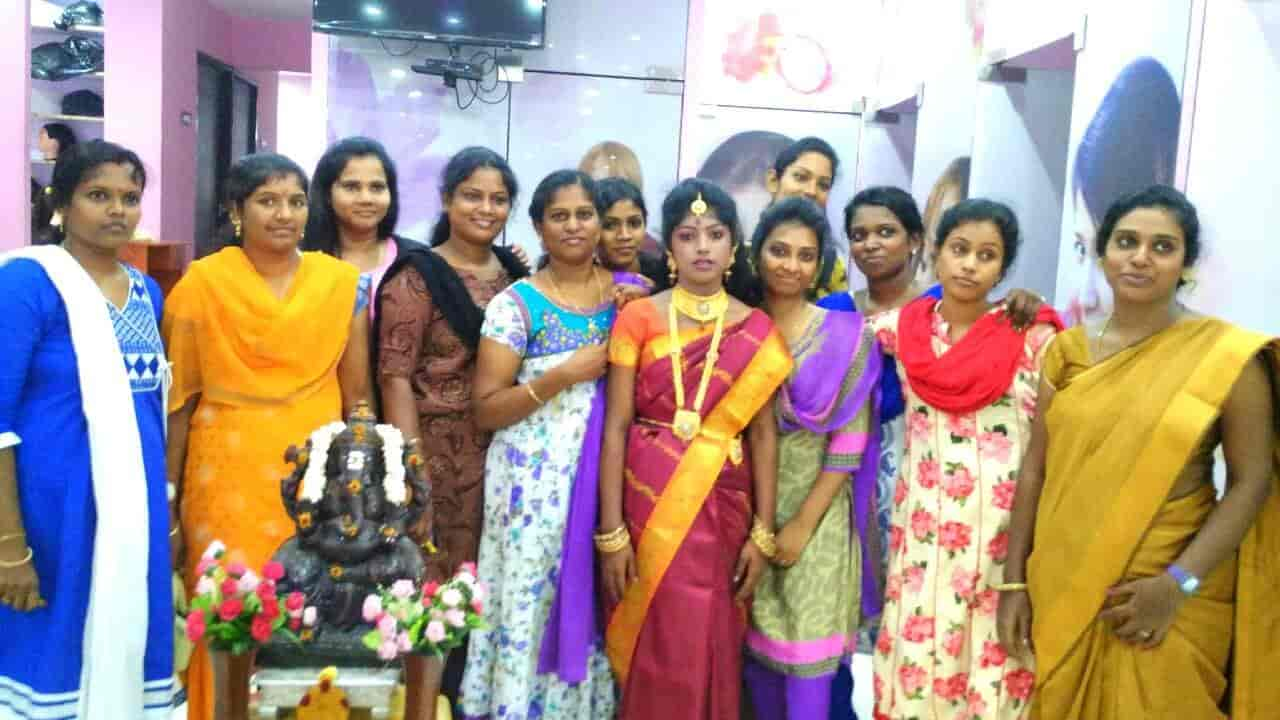 Top 4 Hair Cutting Classes in Chennai - Best Beautician Courses