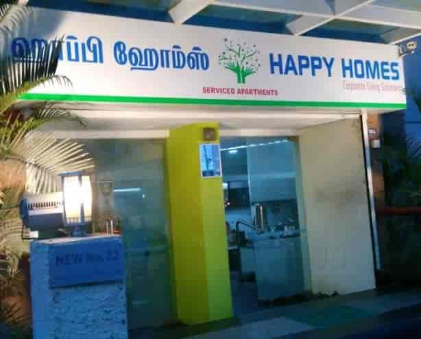 Happy Homes Service Apartments, Ekkaduthangal   Hotels In Chennai   Justdial