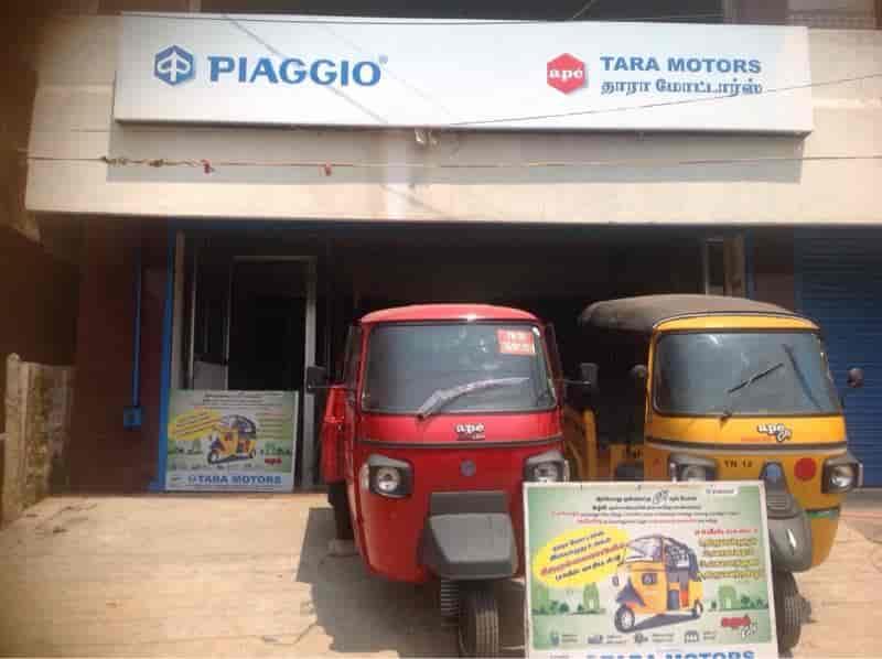 Tara Motors Thirumullaivoyal Taara Motors Auto Rickshaw
