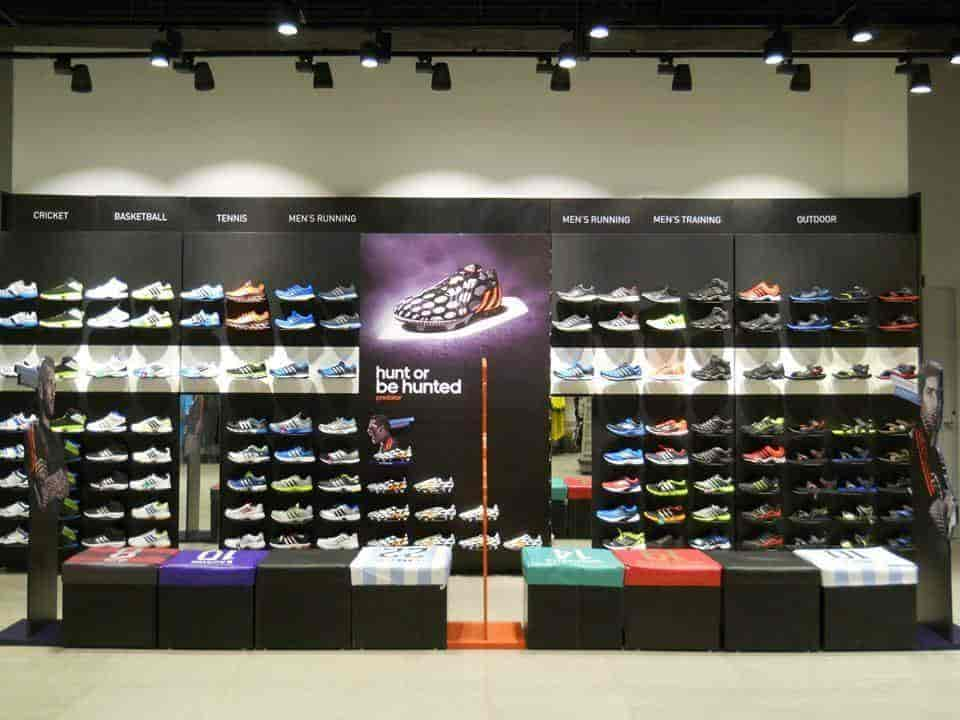 adidas showroom near porur