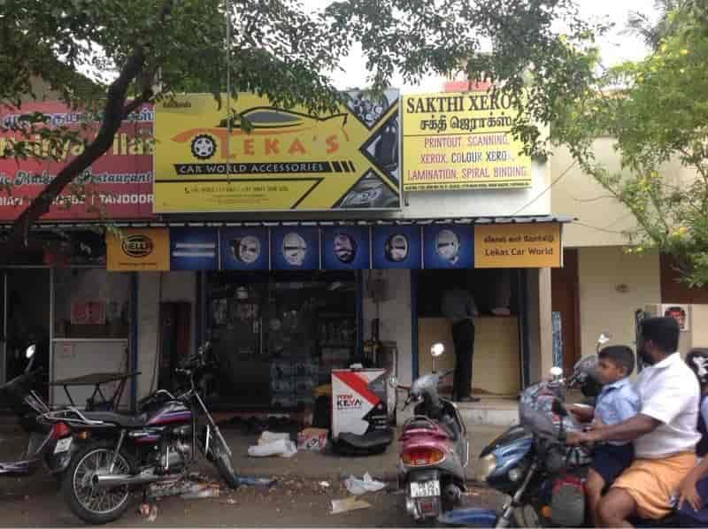 Lekas Car World Accessories, Anna Nagar - Car Accessory Dealers in ...