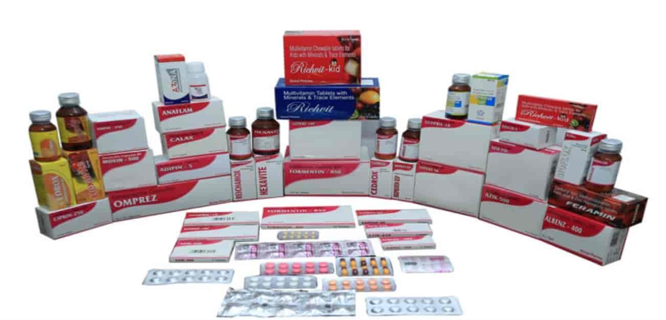 Global Pharma Healthcare Pvt Ltd (Factory), Alathur