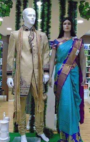The Chennai Silks, Velacheri - Readymade Garment Retailers