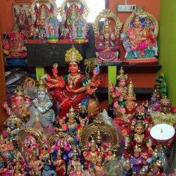 Sri Periyapalayathamman Arts, Kosapet - Golu Doll Manufacturers in Chennai  - Justdial