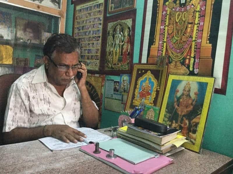 am rajagopalan astrologer address