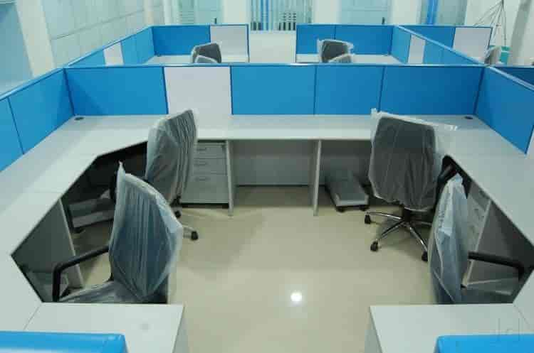Cubicle Office Workstation