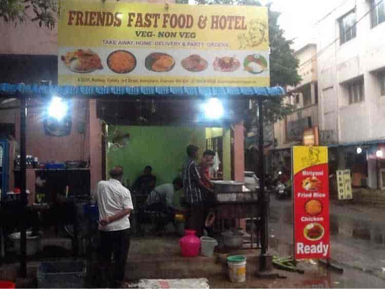Friend S Fast Food Hotel Photos Aminjikarai Chennai Restaurants
