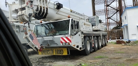 Top 100 Cranes On Hire in Chennai - Best Crane On Rent