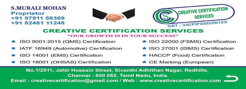 iso 50001 lead auditor training in chennai
