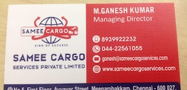 Top 100 Logistic Services in Chennai - Best Spirit Logistic