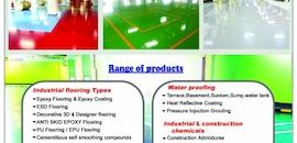 Top 100 Epoxy Flooring Contractors in Chennai - Best Epoxy