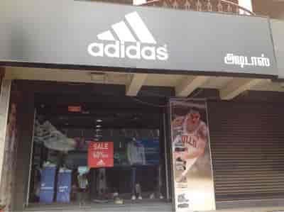 adidas showroom near tambaram