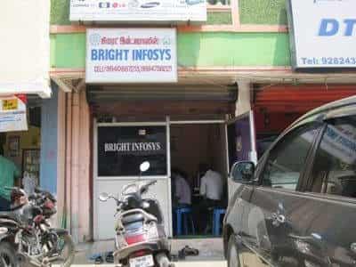 Bright Infosys (Company Accounts Training), Saidapet - Tally