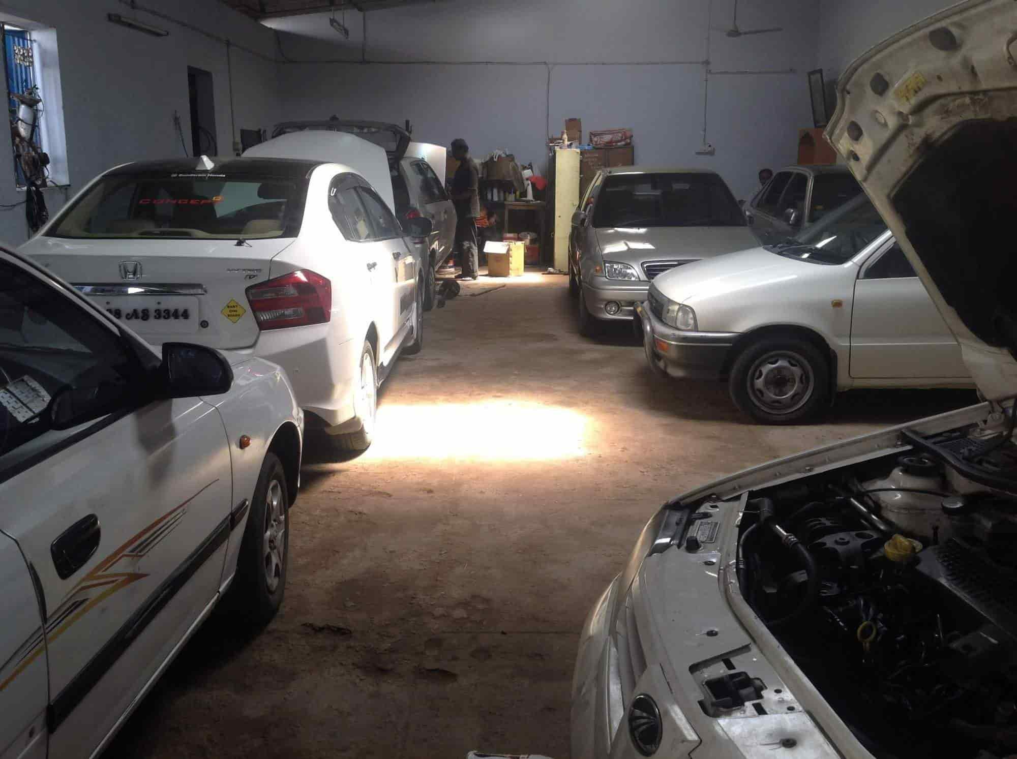 sri guru automobiles, rathinapuri - car repair & services in