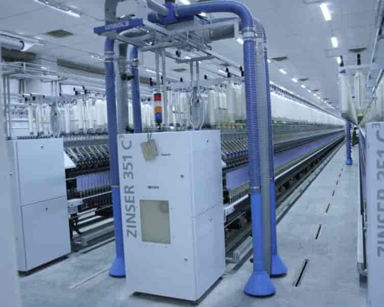 Unirols Airtex, Chinniampalayam - Textile Machinery