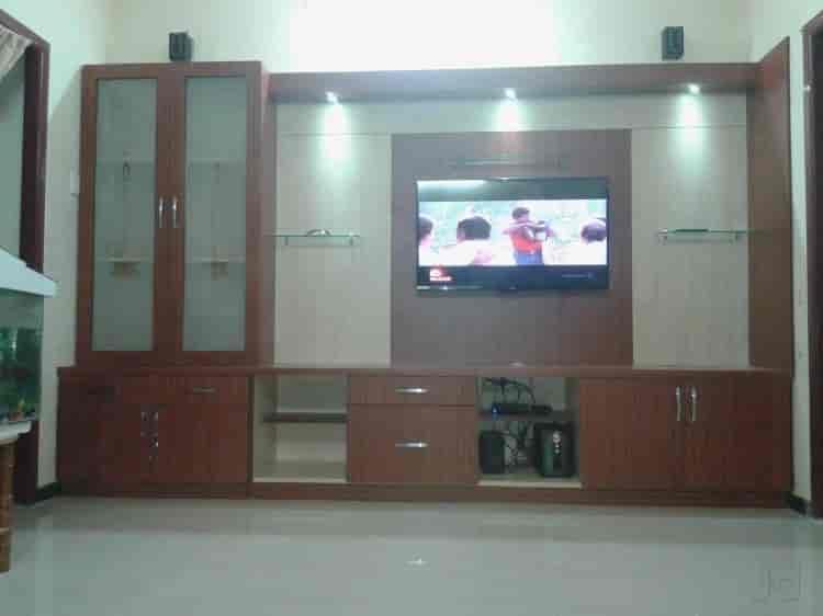Akt Wood Interior Works Kovilmedu Interior Decorators in