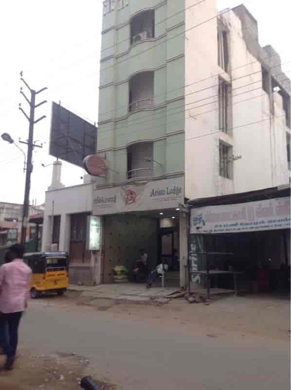 Aristo Lodge, Gandhipuram Coimbatore - Hotels in Coimbatore