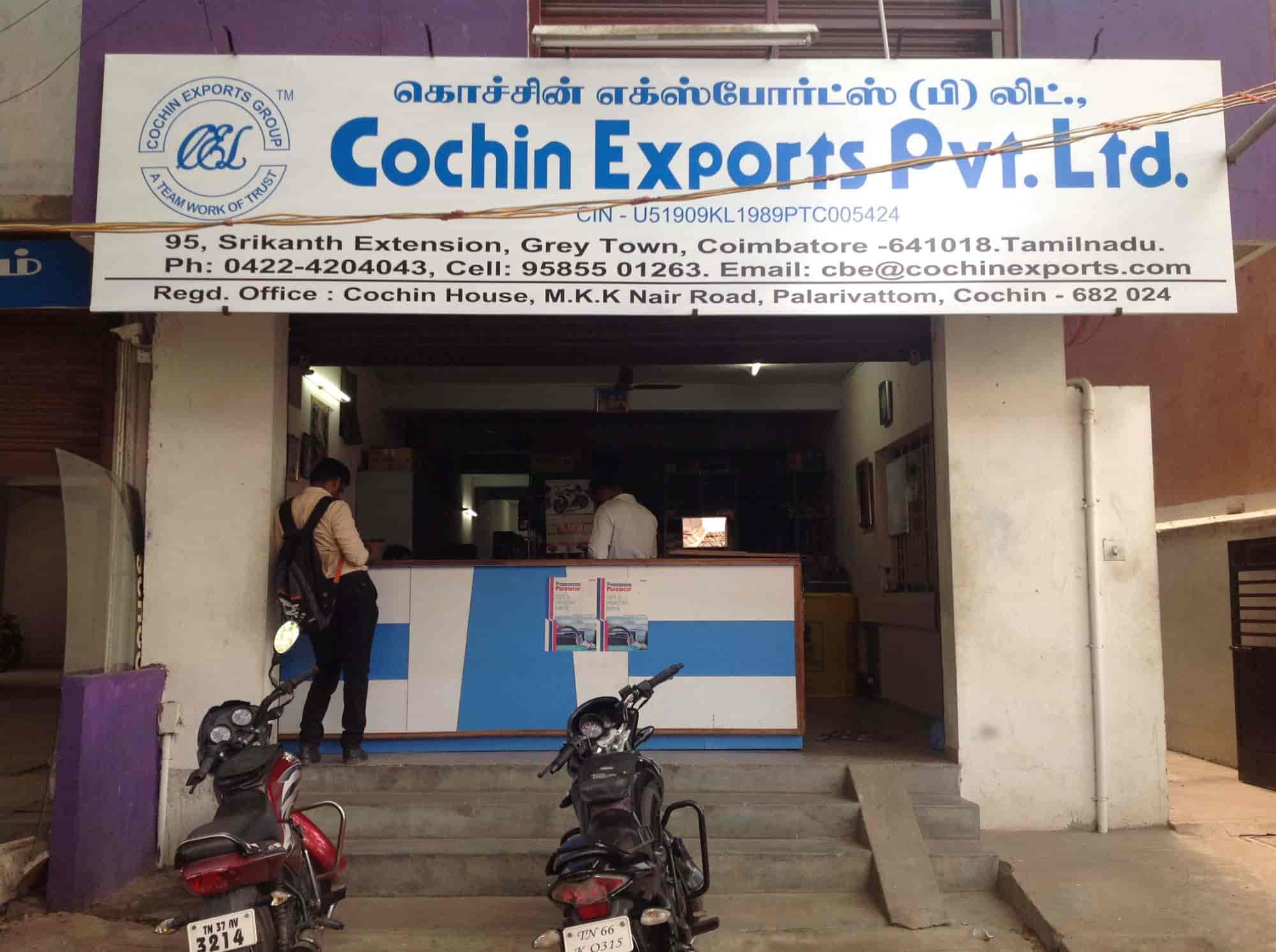 Cochin Exports Pvt Ltd, Grey Town - Automobile Spare Part