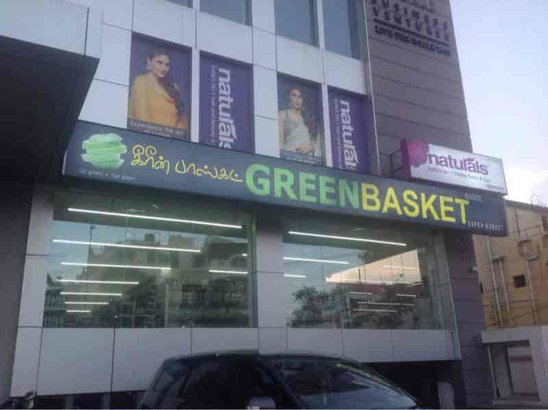 newest 76af4 3a16d Green Basket, Rs Puram Coimbatore - Supermarkets in ...