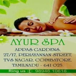 Massage in coimbatore locanda