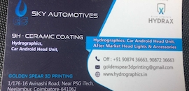 Top Hydrographic Printing Services in Coimbatore - Best
