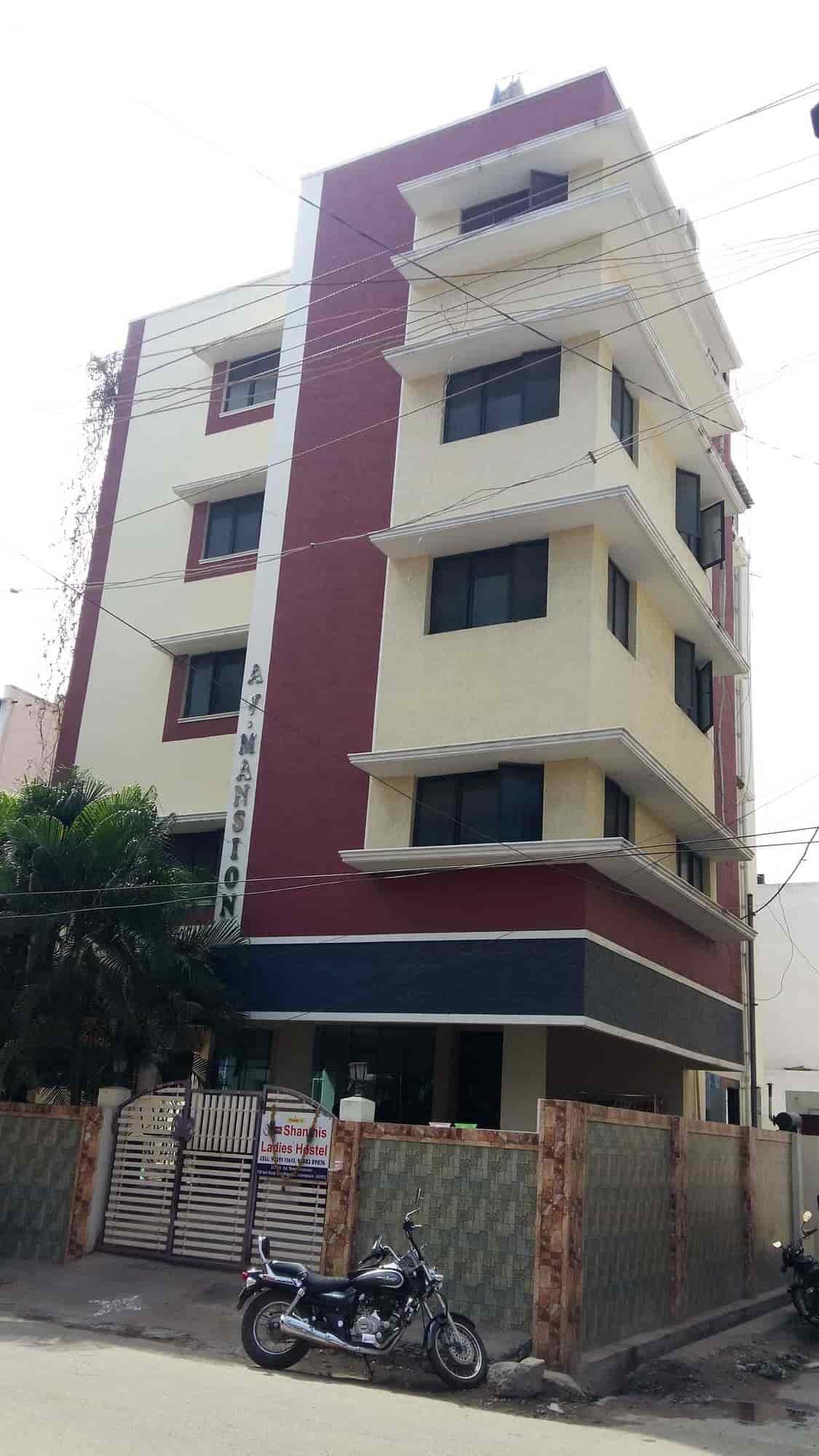 Shanthis Ladies Hostel, Gandhipuram - Hostels in Coimbatore