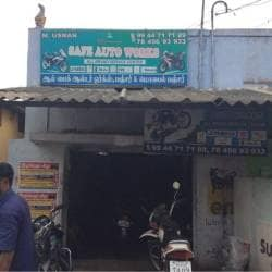 Safe Auto Customer Service >> Safe Auto Works Chinthamanipudur Motorcycle Repair