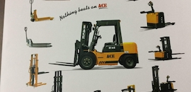Top 10 Forklift Dealers in Coimbatore - Best Industrial