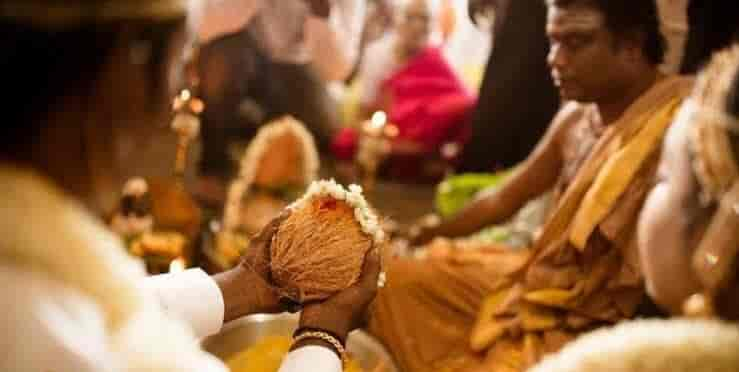 Image result for kadai pujan indian marriage