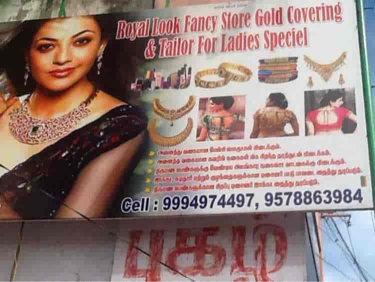 Royal Look Fancy Store, Semmandalam - Fancy Jewellery Item