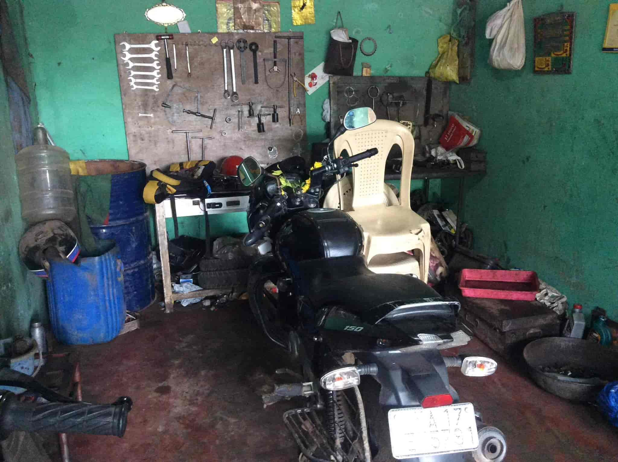 M R Bike Point, Near Food Court, - Motorcycle Repair