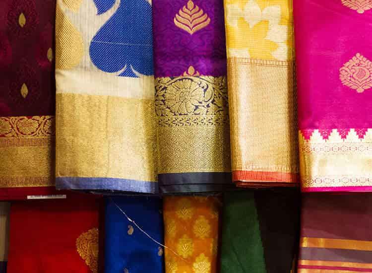 Madaan Cloth House, Phagwara Ho - Saree Retailers in