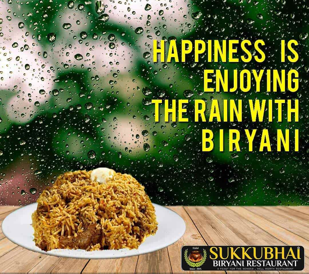 Sukkubhai Biryani Restaurant Near Central Bank Of India