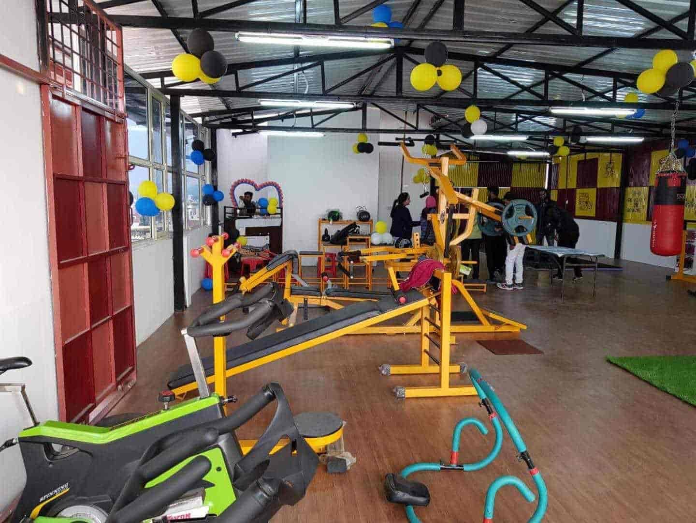 Crossfit Unisex Gym, Dehradun City Gyms in Dehradun Justdial