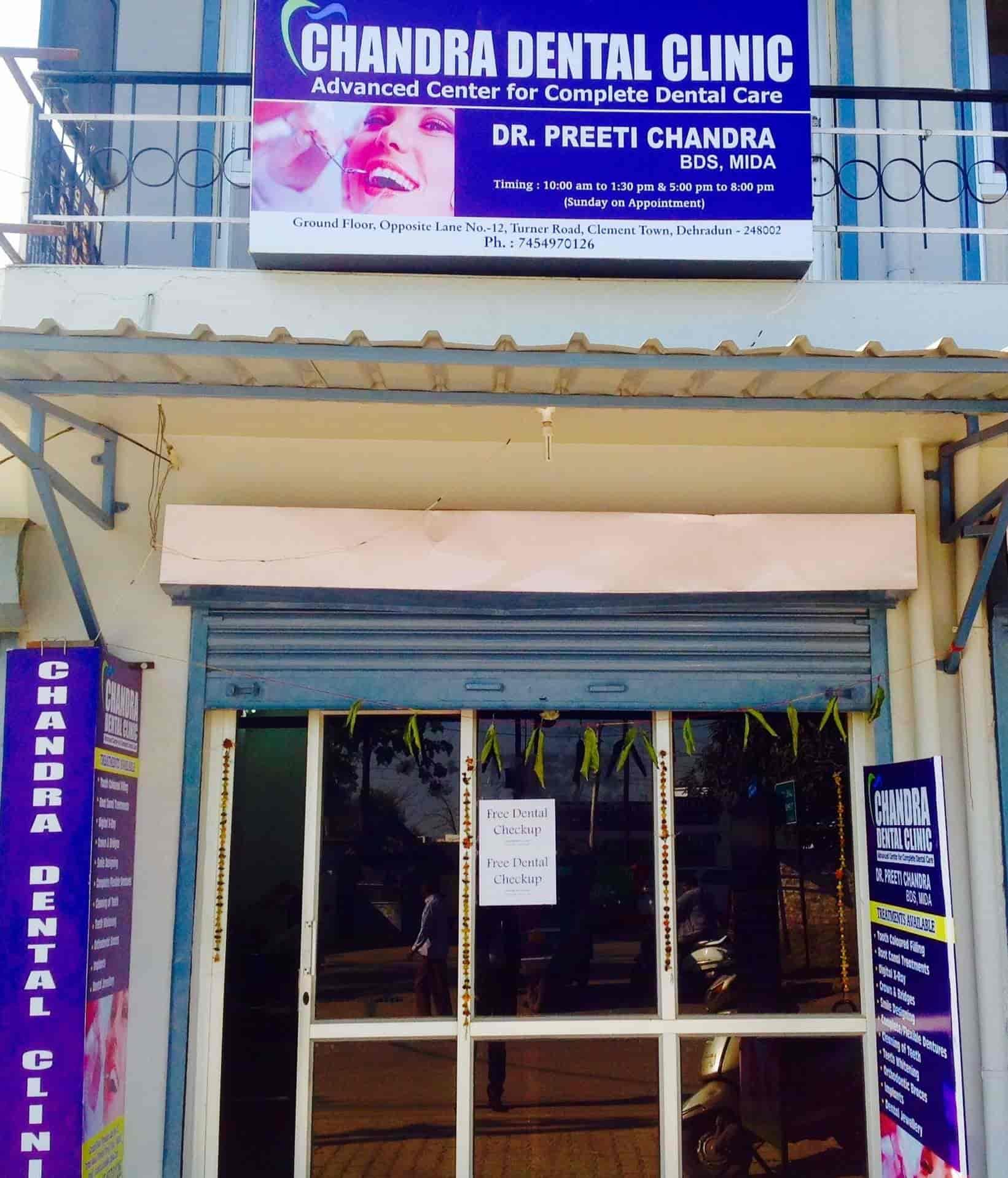 Image result for chandra dental clinic dehradun