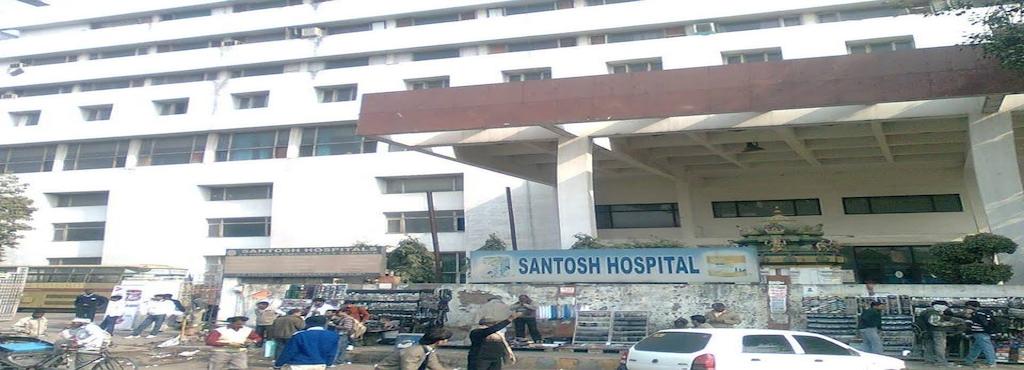 Image result for santosh medical college