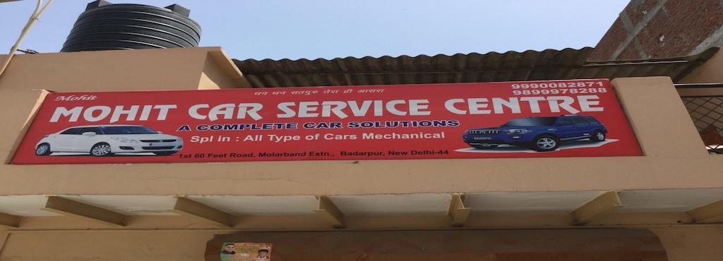Mohit Car Service Centre Badarpur Car Repair Services In - Cool cars service centre