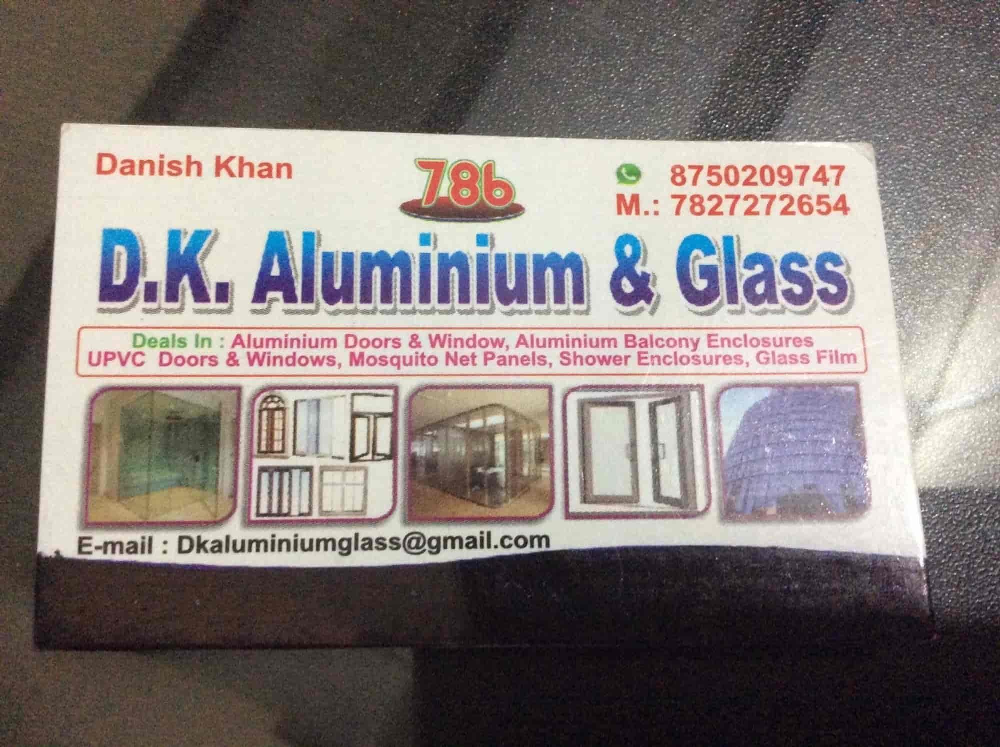 Dk Aluminium Glass Photos, Noida Sector 141, Noida- Pictures