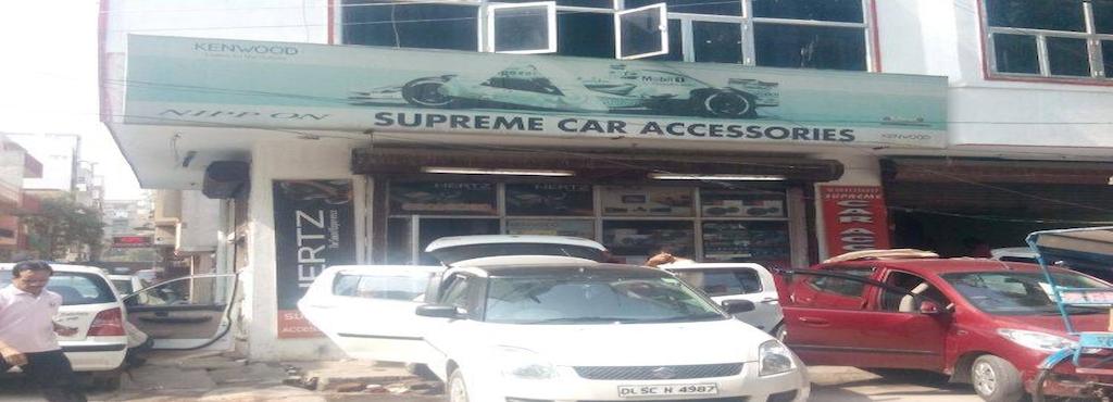 Supreme Car Accessories, Dwarka Sector 7 - Car Accessory Dealers in ...