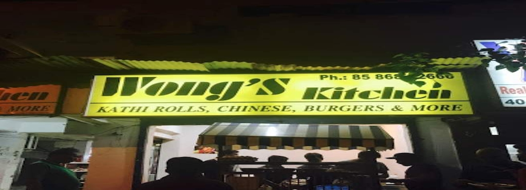 Wongs Kitchen, Rohini Sector 9, Delhi - Take Away Joints - Justdial