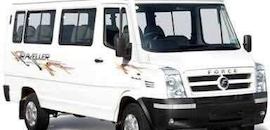 Top Tempo Travellers On Hire For Chardham in Mahipalpur