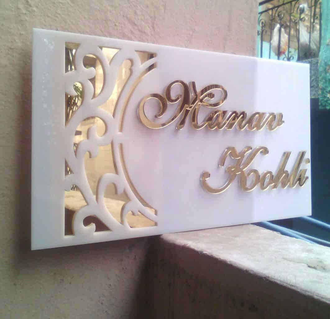 Top 100 Wooden Name Plate Manufacturers In Noida Sector 94