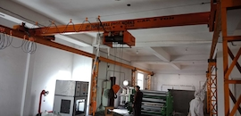 Top 50 Overhead Crane Manufacturers in Delhi - Best Gantry