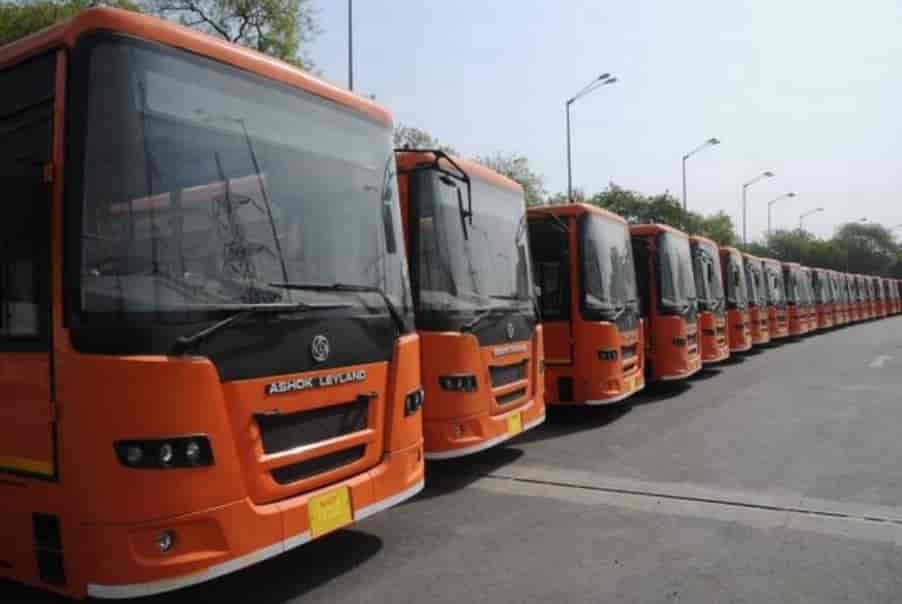 complaint against dtc bus conductor