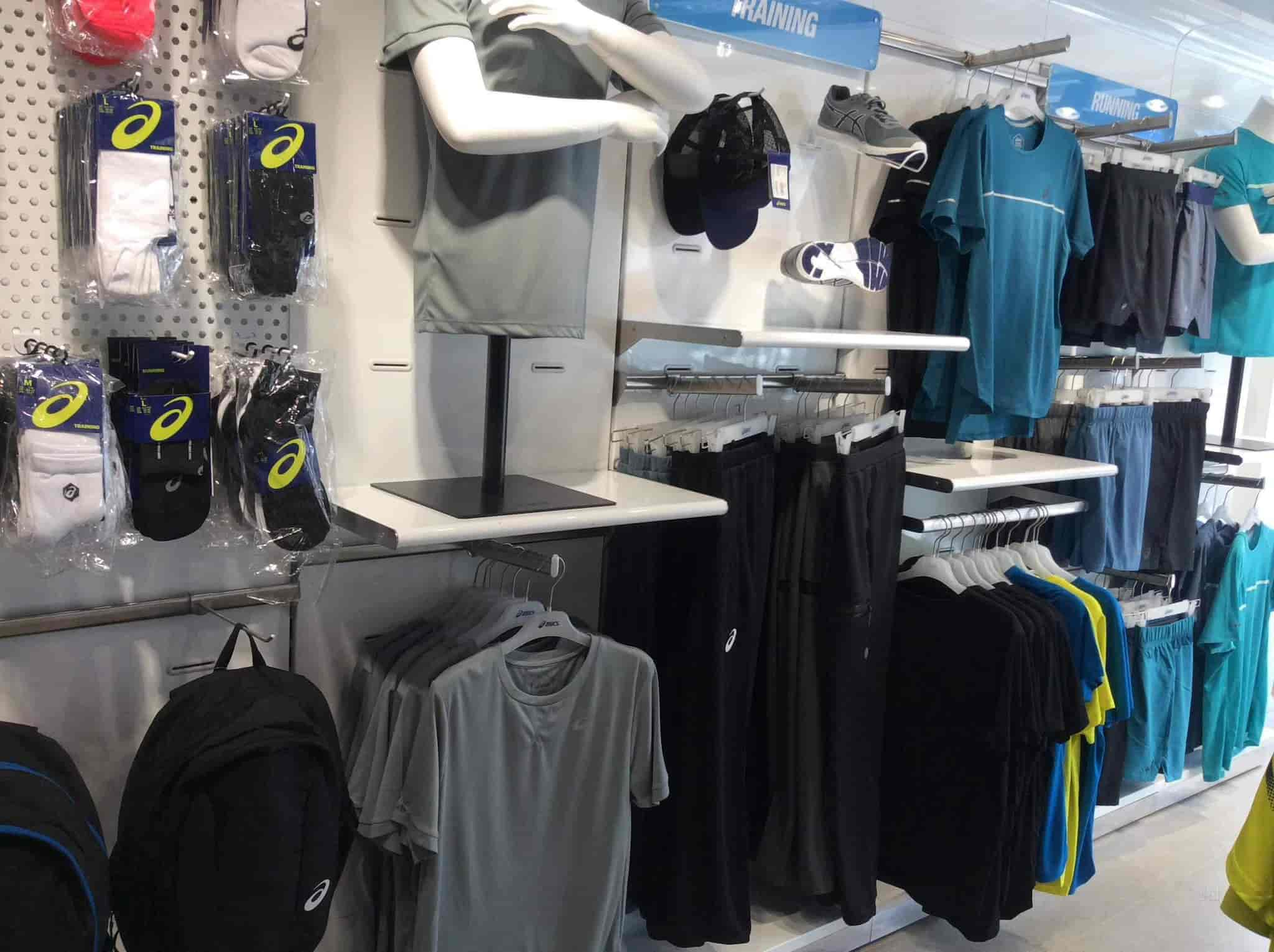 Asics Stores in Connaught Place