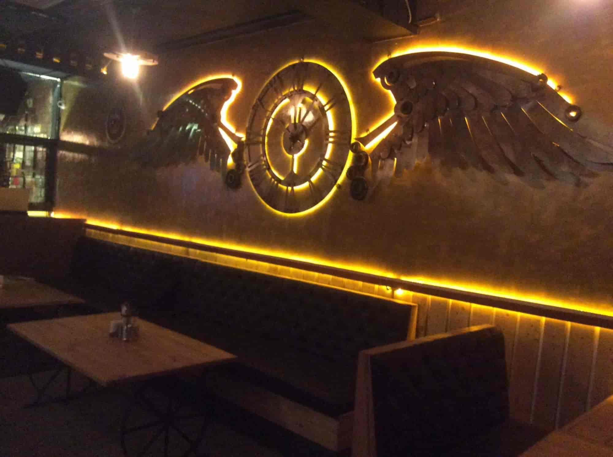 Be Matlab Cafe, GTB Nagar, Delhi - Coffee Shops - Justdial