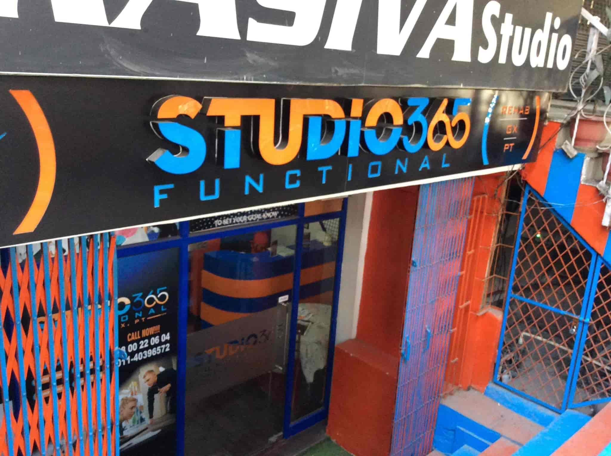 Studio 365, C R Park - Fitness Centres in Delhi - Justdial