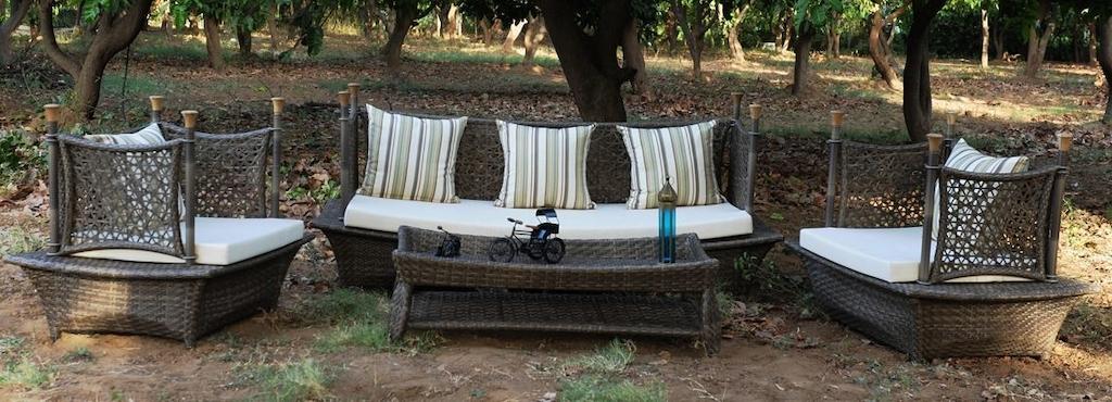 antique outdoor furniture - Garden Furniture Delhi