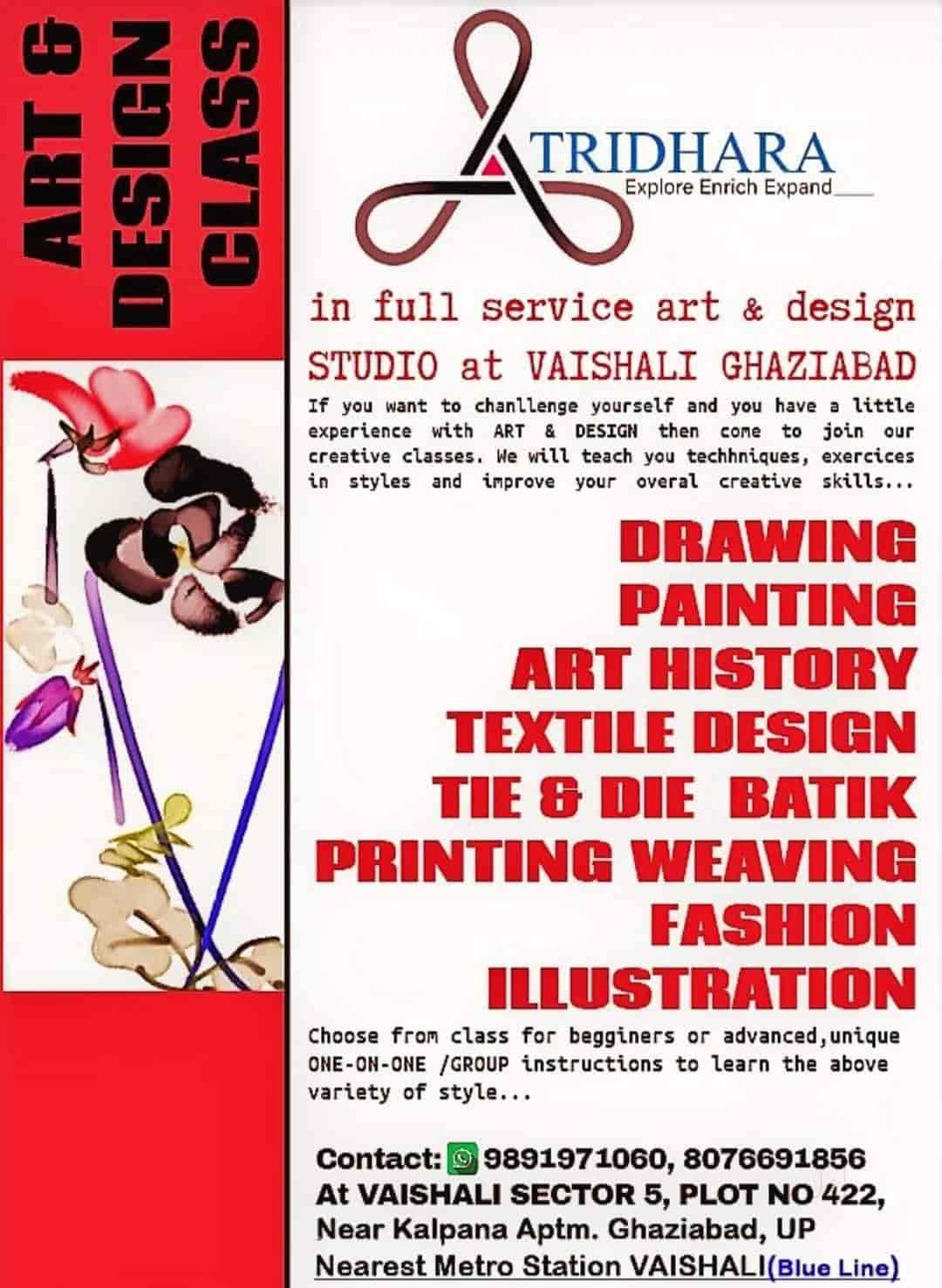 Art And Design Sector