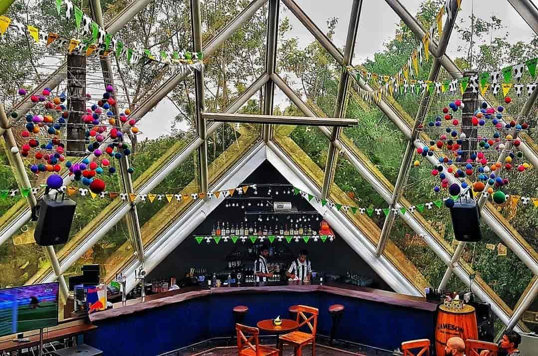Top bars in South Delhi